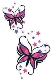 butterfly with neckline or collar im gunna get a tat
