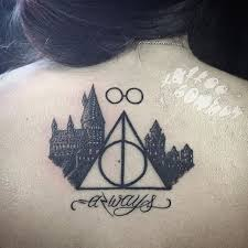 145 most magical harry potter tattoos you u0027ll want to see