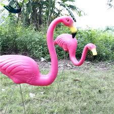pink flamingo garden ornaments pink flamingo yard ornaments bulk
