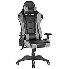fauteuil de bureau racing joli chaise promo dimensions songmics chaise gamer fauteuil de