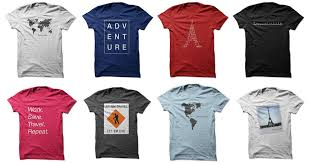 travel shirts images Design travel t shirts apparel for travel is life jpg