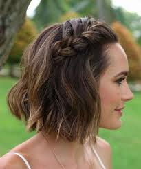 how to style chin length layered hair super gorgeous chin length wedding hairstyles 2017 wedding