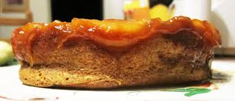 easy pineapple upside down rum cake qwerty cafe
