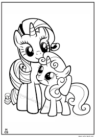 pony coloring pages 01