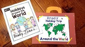 holidays around the world thinkers social studies unit 3