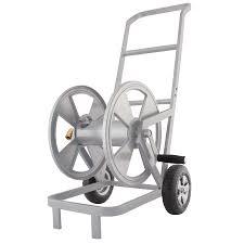 Wall Mount Garden Hose Reel by Green Thumb Garden Hose Reel Cart Heavy Duty Tc4710a Garden Hose