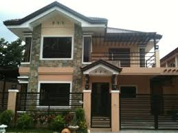 2 Storey House Design In Philippines Nice Home Zone