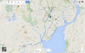 Google Map New York New Haven Bike Maps Of The 21st Century City Atlas New Haven