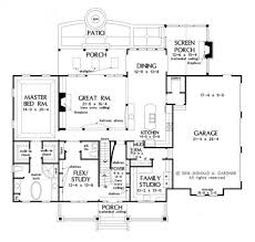 craftsman style house plan 4 beds 3 50 baths 3102 sq ft plan 929 60