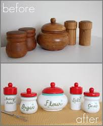 Design For Kitchen Canisters Ceramic Ideas Play Canisters For Play Kitchen Of Course I Might Like For My