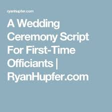 wedding quotes about time a wedding ceremony script for time officiants ryanhupfer