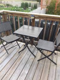 London Drugs Patio Furniture by Bistro Set Buy Or Sell Patio U0026 Garden Furniture In Alberta