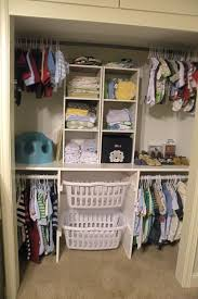 Baby Wardrobe Organiser Small Closet Organization Ideas Pictures Options Tips Home Make It