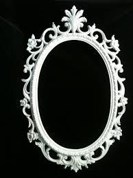 White Framed Mirror Oval Black Framed Mirror 129 Cute Interior And Oval Framed Mirror