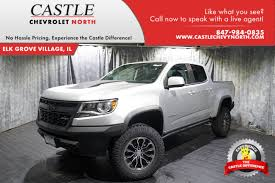 new 2018 chevrolet colorado zr2 crew cab pickup in villa park