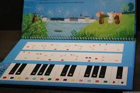 ad un piano mon grand livre piano de sam taplin pour les enfants usborne