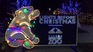 when does the lights at the toledo zoo start motion christmas lights the lights before christmas toledo zoo