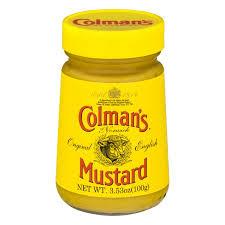 coleman s mustard colman s of norwich mustard original 3 53 oz walmart