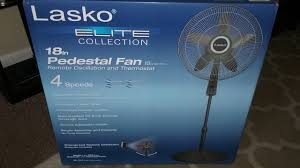 Pedestal Fan With Remote Control Keep Dad Cool With An 18 Inch Lasko Pedestal Fan Bb Product Reviews