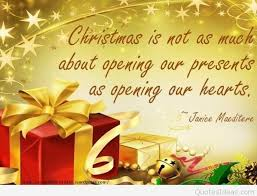 gift quotes happy holidays