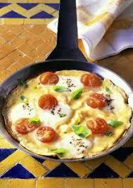 comment cuisiner la mozzarella omelette aux tomates et à la mozzarella