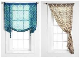 Short Curtains Length Of Curtains Below Sill Decorate The House With Beautiful