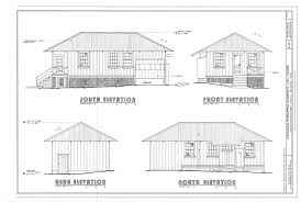 file elevations hawaiian pineapple company hapco ltd house