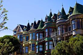 Queen Anne Style Home San Francisco Safe From Attack Thanks To Turreted Queen Anne