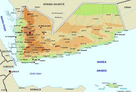 Where Is Yemen On The Map Map And Yemen On World Roundtripticket Me