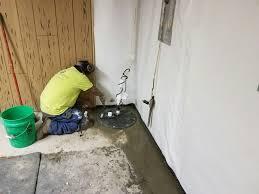 leaking basement hortonville wi u2013 b u0026b basement repairs u2013 get your