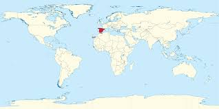 Spain On A Map by Spain World Map Best Of Roundtripticket Me
