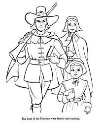 colonial boy coloring page coloring pages of pilgrims coloring home