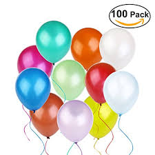 bulk party supplies tinksky 12 balloons bulk party supplies pack of 100