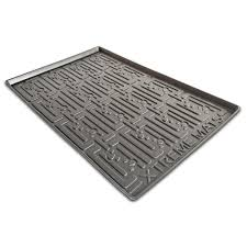 Best Kitchen Cabinet Liners Xtreme Mats Beige Kitchen Depth Under Sink Cabinet Mat Drip Tray