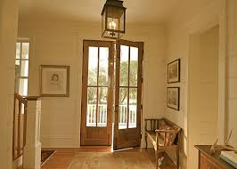 traditional entryway with french doors by alix bragg zillow digs