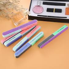 amazon com mudder 6 pack nail file and nail buffer cosmetic