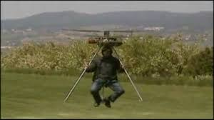 home built personal helicopter takes flight for first time youtube