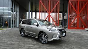 lexus black 2016 2016 lexus lx 570 first drive review