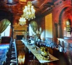 Ambassador Dining Room Edward H Hewett House Turkish Ambassador U0027s Residence Washington Dc