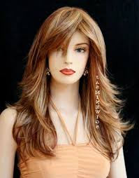 hairstyle for long curly with bangs and layers hairstyles for