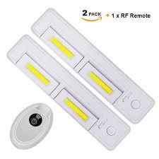 eclairage cuisine sans fil télécommandables sans fil dimmable le veilleuse led à pile