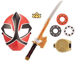 power ranger samurai red mask power ranger samurai red mask