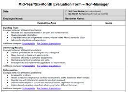 70 fabulous u0026 free employee performance review templates uptick