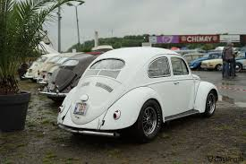 volkswagen beetle 2017 white european bug in 2017 ebi vw show chimay classiccult