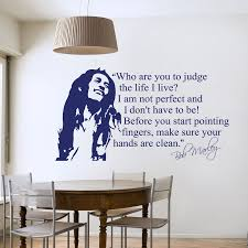 Quotes For Dining Room by Living Room Interior Decorations Elegant Wall Decal Quote Baby