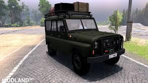 uaz uaz 469 1971 version 15 08 17