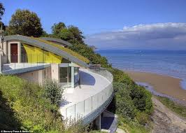 cilgeraint beach house in abersoch north wales daily mail online