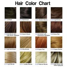 nicen easy color chart hair color chart my goal is coper red right now it is a