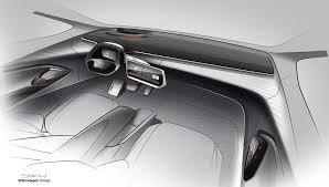volkswagen concept 2017 2017 volkswagen i d crozz ii concepts
