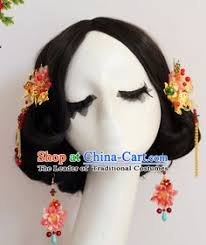 hair clasp traditional handmade ancient classical hair accessories